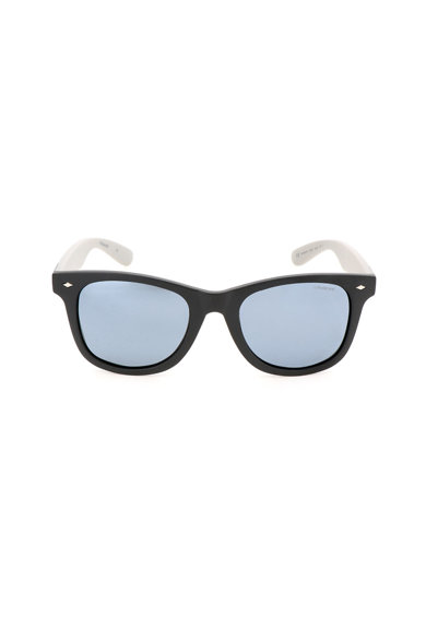 Polaroid Ochelari de soare unisex dreptunghiulari cu lentile polarizate Femei