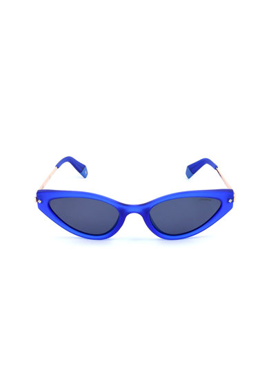 Polaroid Ochelari de soare cat-eye cu lentile polarizate Femei