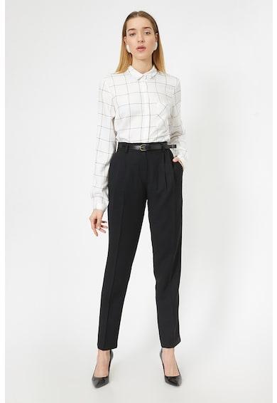 KOTON Pantaloni conici, cu buzunare laterale Femei