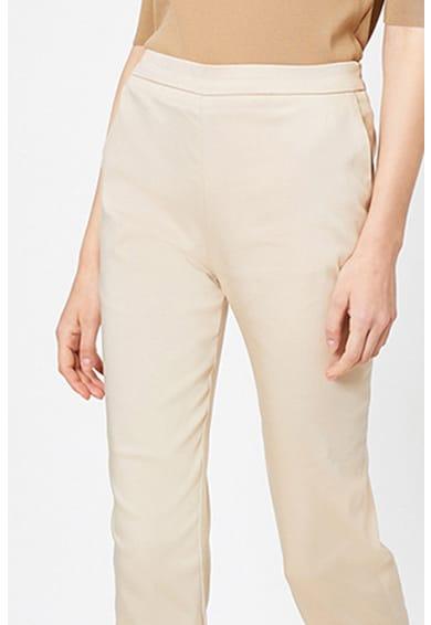 KOTON Pantaloni crop cu buzunare laterale 14 Femei