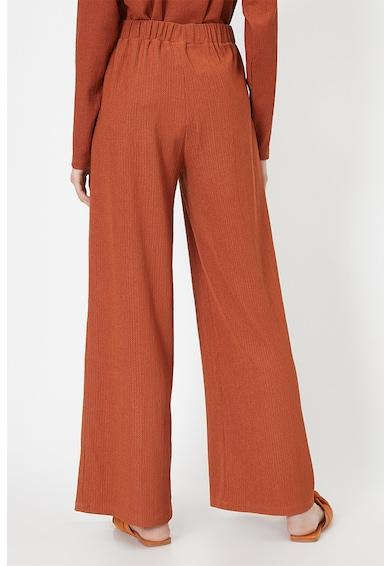 KOTON Pantaloni cu croiala ampla si talie elastica Femei