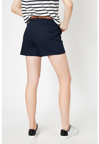KOTON Pantaloni chino scurti cu o curea Femei
