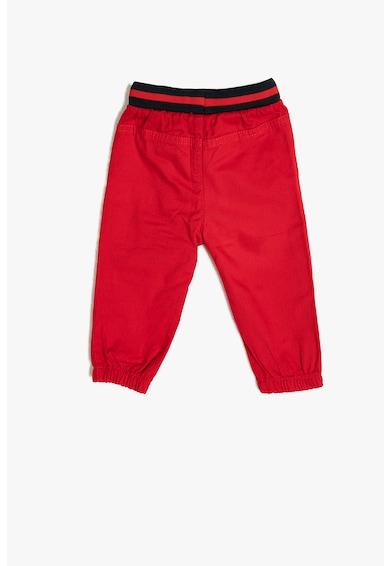 KOTON Pantaloni sport cu snur in talie Baieti