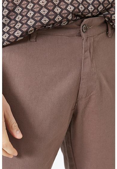 KOTON Pantaloni chino din amestec de in Barbati