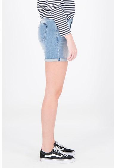 Garcia Къс дънков панталон Rachelle със захабен ефект Жени