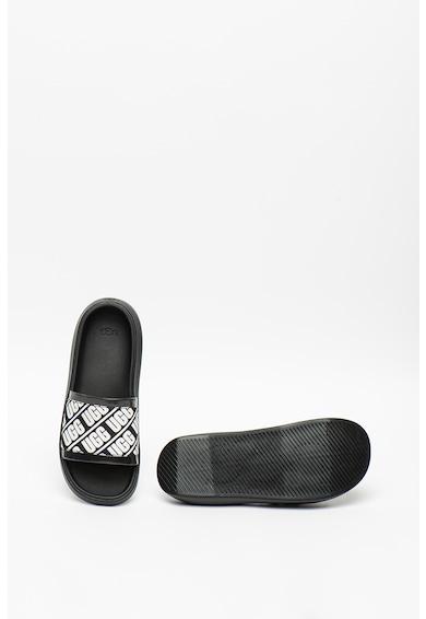 UGG Papuci cu imprimeu logo Ruette Femei