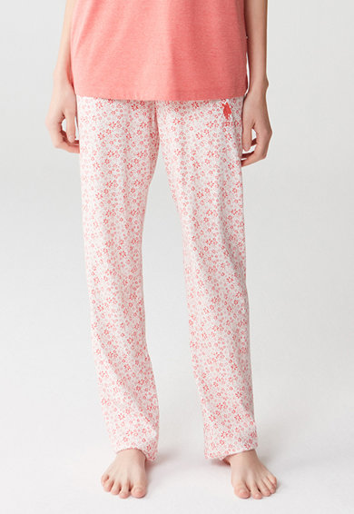 U.S. Polo Assn. Pijama cu decolteu in V Femei