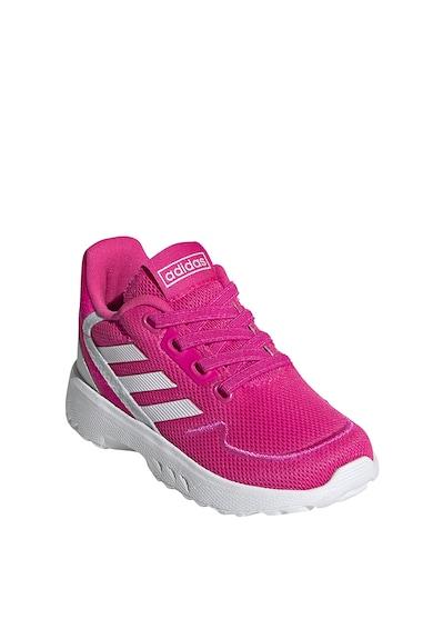 adidas Performance Pantofi din plasa, pentru alergare NEBZED I Fete