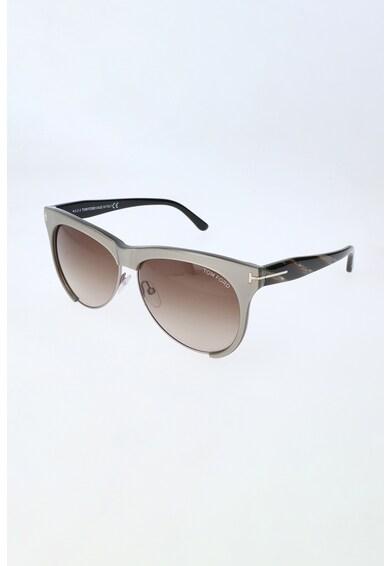 Tom Ford Ochelari de soare rotunzi cu lentile in degrade Femei