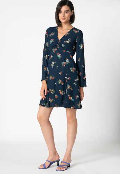 Pepe Jeans London Jenna virágmintás ruha női