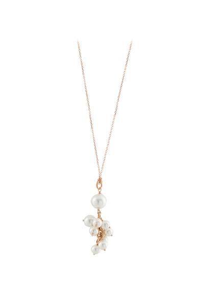 OXETTE Colier din argint decorat cu perle Feelings Femei