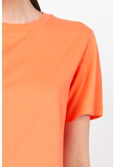 Puma Tricou din bumbac cu detaliu logo Pantone Femei