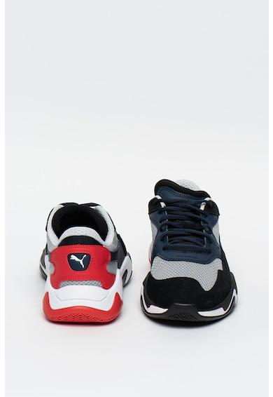 Puma Pantofi sport cu model colorblock Storm Origin Barbati