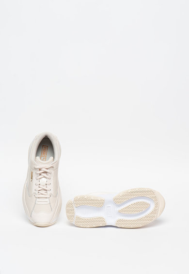 Puma Pantofi sport cu garnituri de piele Storm.Y Femei