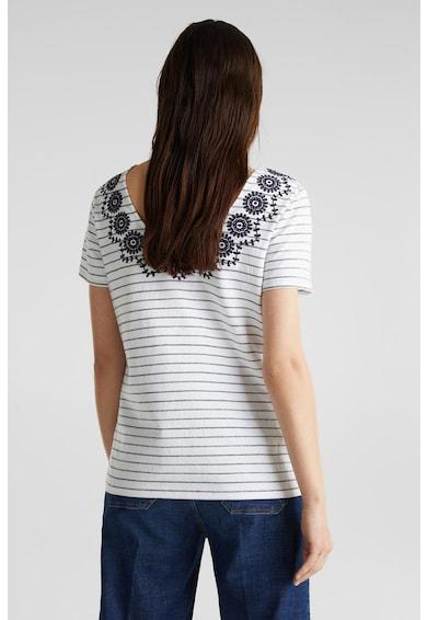 Esprit Tricou cu decolteu pe partea din spate Femei