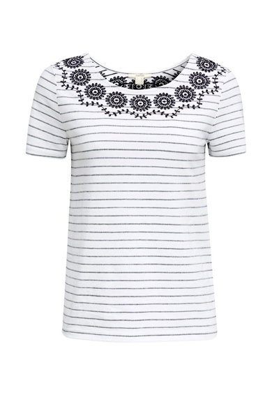 Esprit Тениска с изрязан гръб Жени