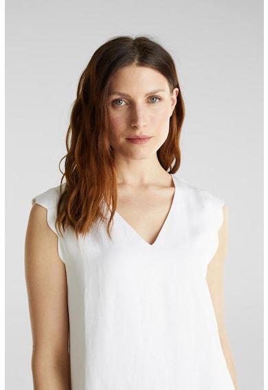 Esprit Блуза без ръкави с шпиц Жени