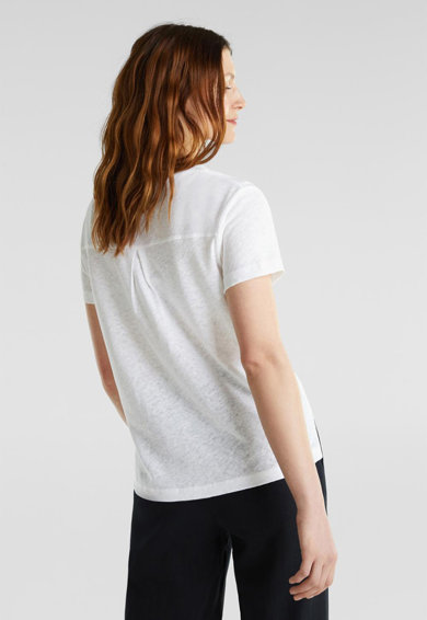 Esprit Тениска с лен Жени