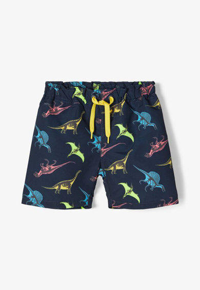 NAME IT Pantaloni scurti de baie cu snur in talie Fete