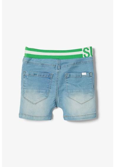 NAME IT Pantaloni scurti din denim cu banda elastica in talie Baieti