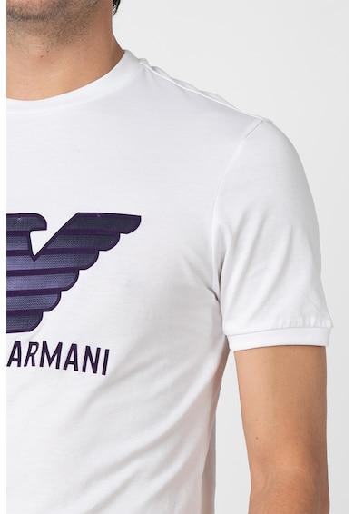 Emporio Armani Tricou cu logo Barbati