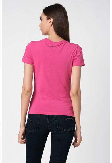 Emporio Armani Tricou cu imprimeu logo Femei