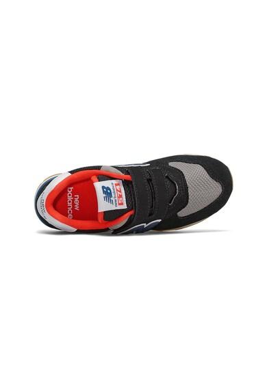 New Balance Pantofi sport cu insertii de piele intoarsa 574 Fete