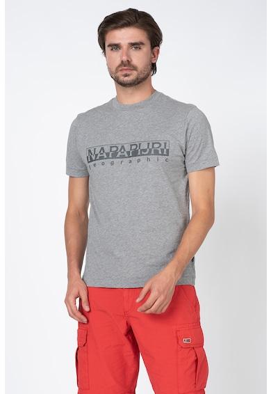 Napapijri Tricou cu imprimeu logo Sevora Barbati