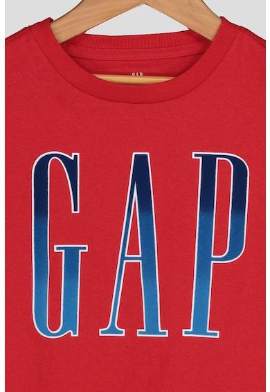 GAP Kerek nyakú póló logós mintával 14 Fiú