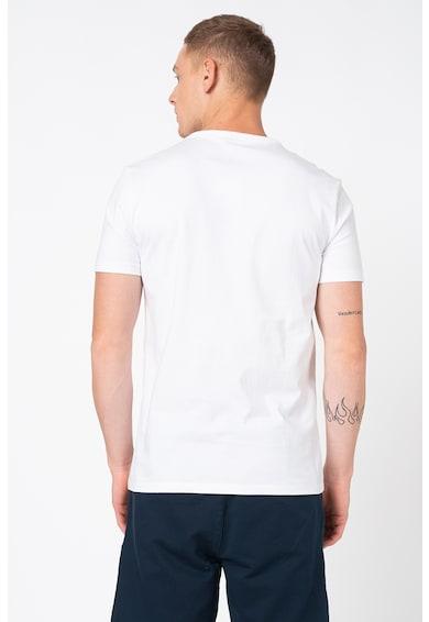 Banana Republic Kerek nyakú póló tengeri mintával férfi