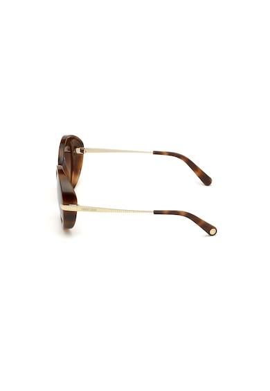Roberto Cavalli Ochelari de soare rotunzi cu lentile in degrade Femei