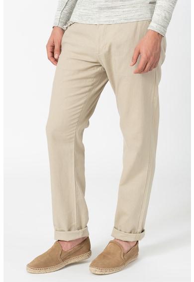 Tom Tailor Lentartalmú hosszú chino nadrág férfi
