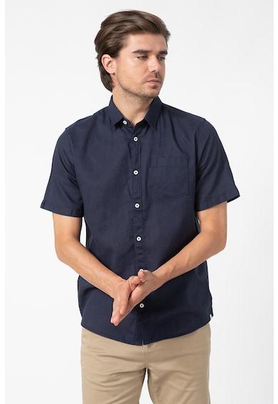 Tom Tailor Lentartalmú rövid ujjú ing férfi