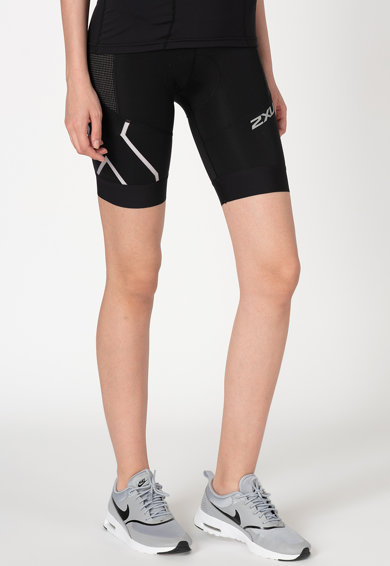 2XU Colanti scurti de compresie, pentru ciclism Femei