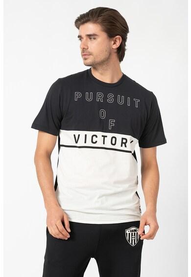 Under Armour Tricou cu imprimeu text Pursuit Of Victory Barbati