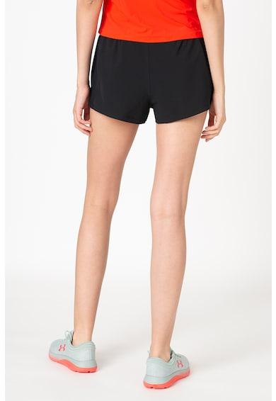 Under Armour Pantaloni scurti elastici, pentru alergare Speedpocket Femei
