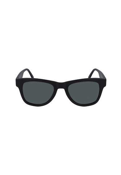 Karl Lagerfeld Ochelari de soare unisex, cu detaliu logo Femei