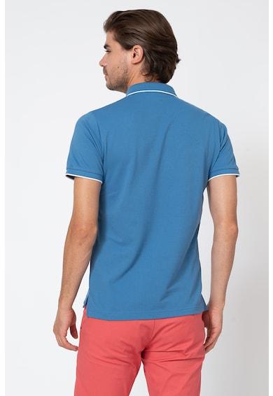 Gant Tricou polo cu garnituri contrastante Barbati