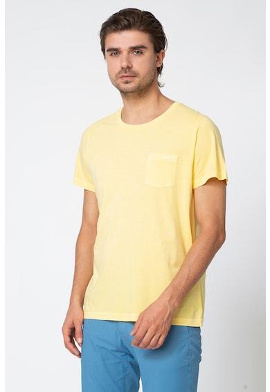 Gant Kerek nyakú póló mellzsebbel férfi