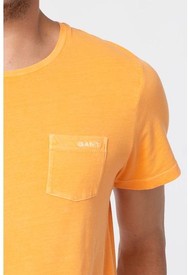 Gant Tricou cu buzunar aplicat pe piept Barbati