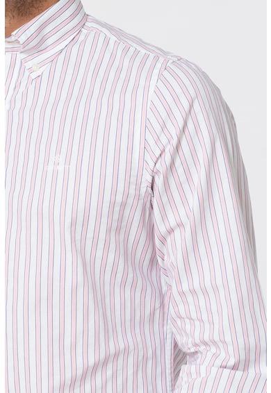 Gant Szűk szabású csíkos ing férfi