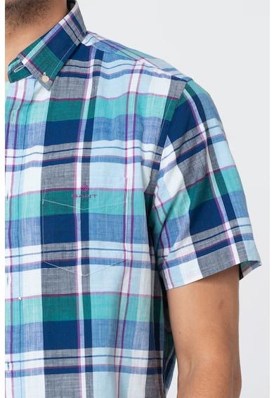 Gant Madras normál szabású kockás ing férfi