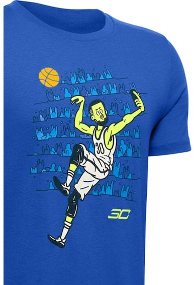 Under Armour Баскетболна тениска SC30 Момчета