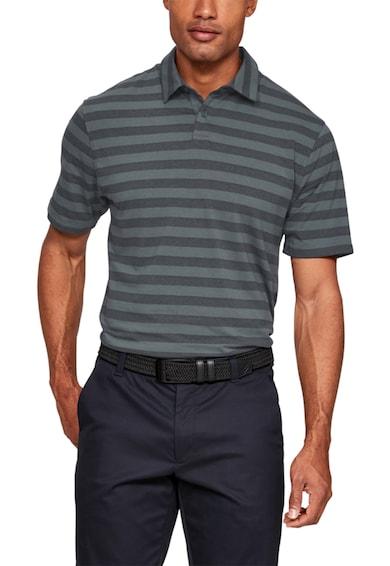 Under Armour Tricou polo pentru golf Scramble Barbati