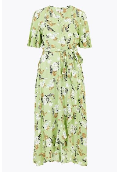 Marks & Spencer Rochie petrecuta cu imprimeu floral Femei
