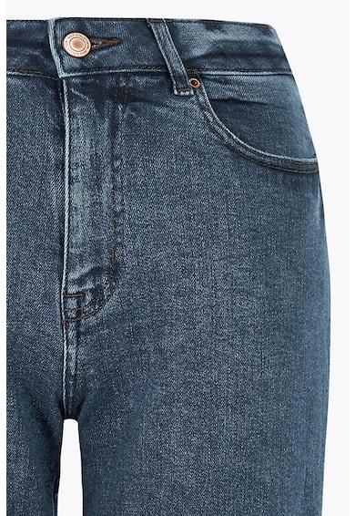Marks & Spencer Pantaloni scurti din denim cu terminatii pliabile Femei