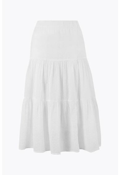 Marks & Spencer Fusta evazata cu buline mici Femei