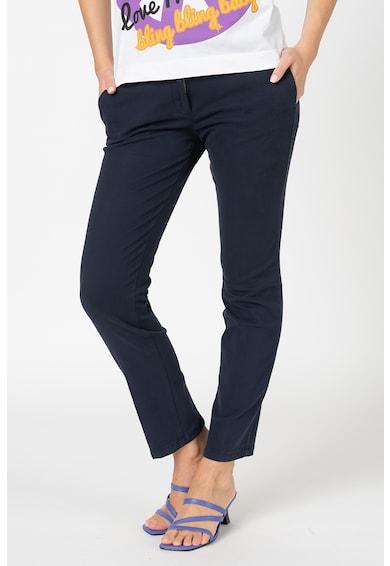 Love Moschino Slim fit nadrág övbújtatókkal női