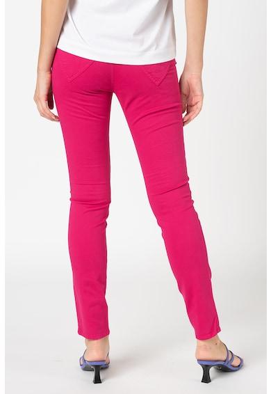 Love Moschino Pantaloni crop din denim Femei