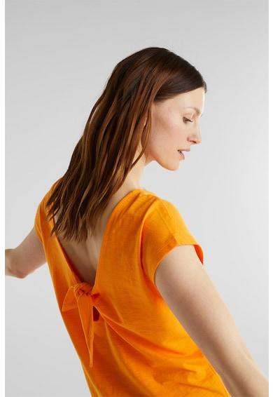 Esprit Tricou cu prindere pe partea din spate Femei